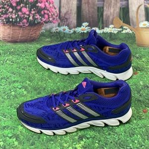 Adidas Size 8 Women's Running Shoes C77658 Blue